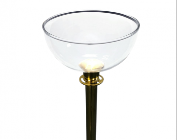 Display Bowl for Post & Rope Barriers