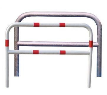 Hoops of steel tube with crossbar (Ø48mm)
