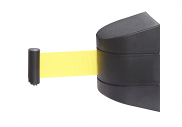 FlexiBarrier Wall Mount -Basic 400- (4,5m belt)