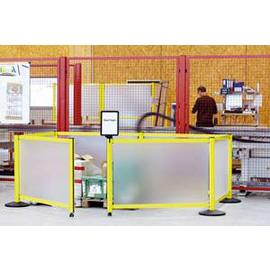 NeXtrac Safety Flex - barrier system