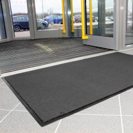 Entrance Mat -Entra-Plush- (Crush-resistant carpet doormat)