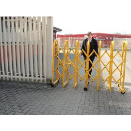 Retractable Gate - Municipal Series- for Public Safety & Security