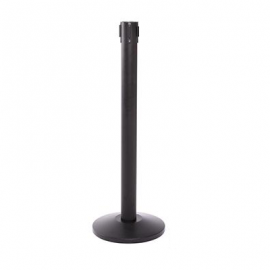 FlexiBarrier Receiver Post for Belt Stanchions -Outdoor-