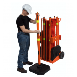 Iron Guard - Portable safety zone (30m.)