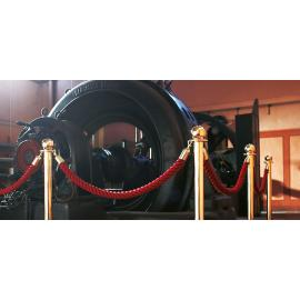 Special offer - Museum (6-stanchions/5-barrier ropes)