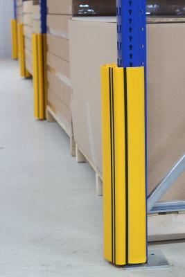Rack guard - Påkörningsskydd i HDPE